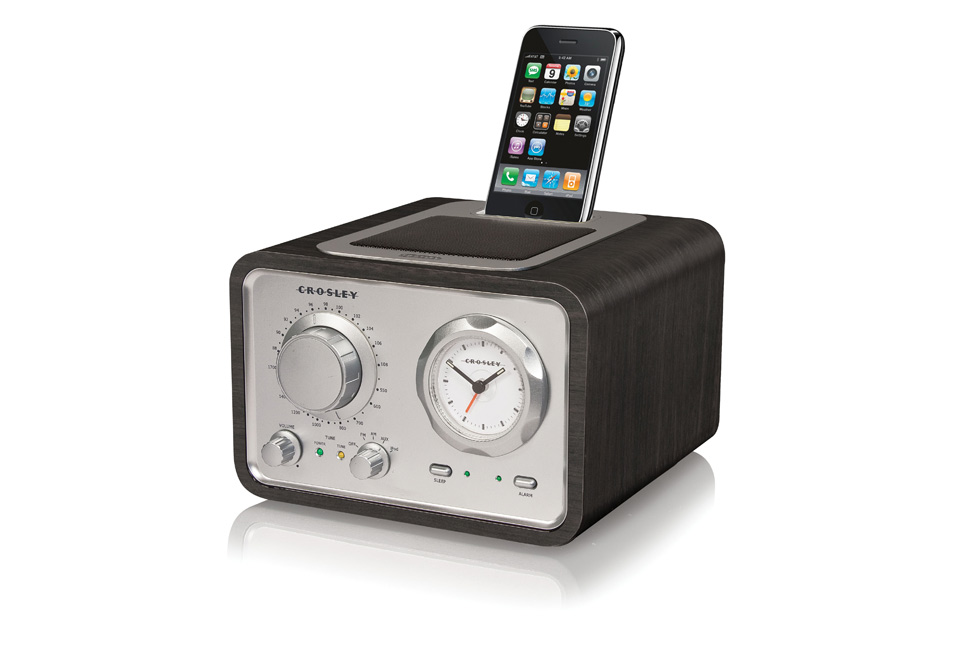 clock radios usa. Black Bedroom Furniture Sets. Home Design Ideas