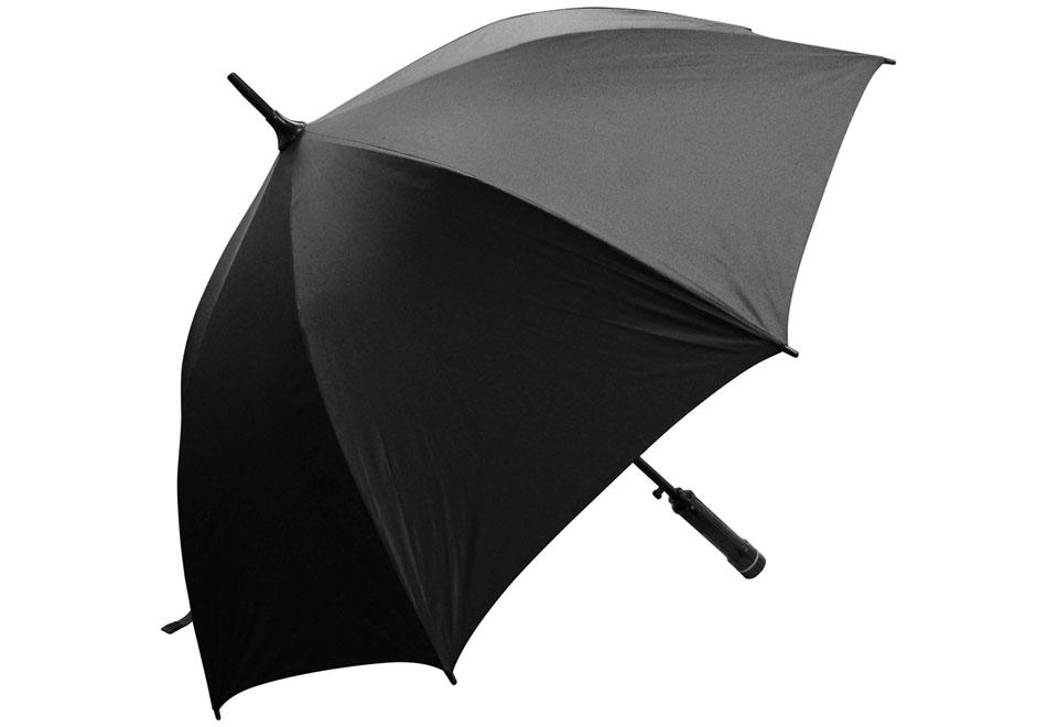 Fan Umbrella Sharper Image