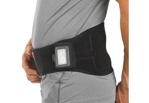 Cordless Lower Back Heat Therapy Wrap Sharper Image