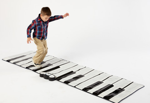 Giant Piano Mat Sharper Image