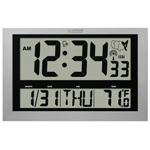 sharper image atomic clock manual