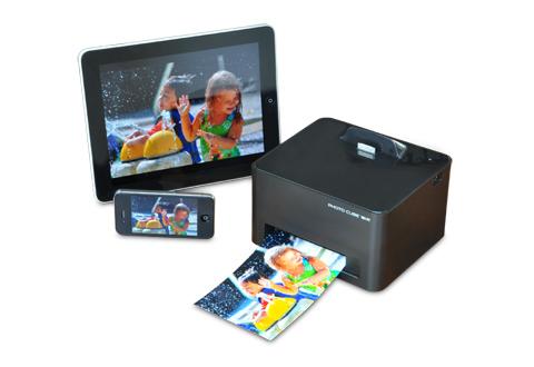 Photo Cube Compact Photo Printer Smartphone Photo Cube Printer