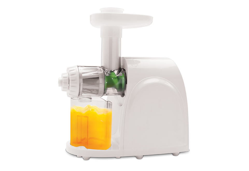 Salton Wide Mouth Slow Juicer : Juicer - USA