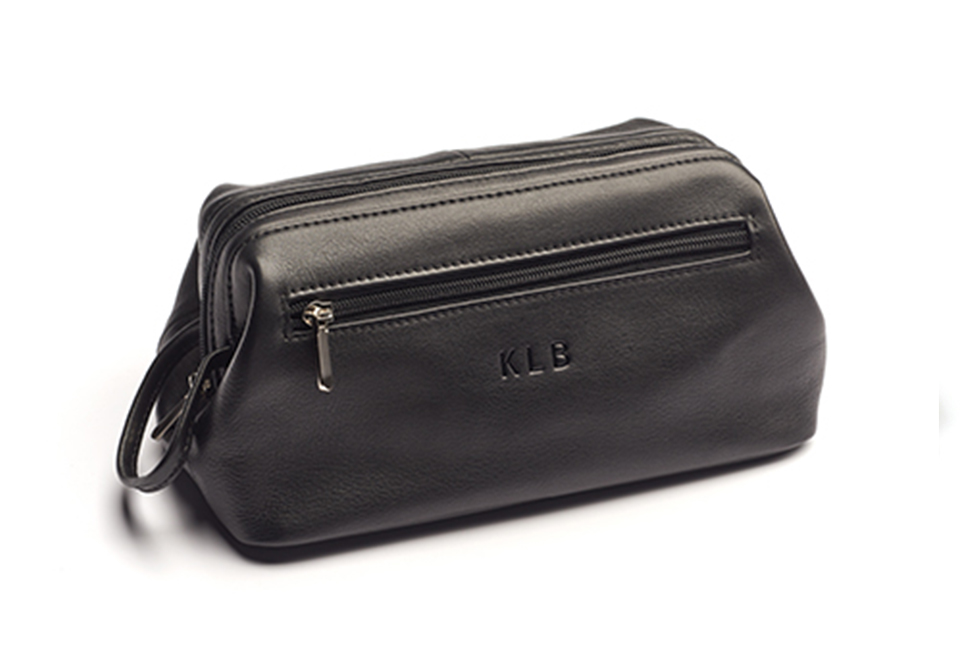 Personalized Widemouth Toiletry Bag Price Tracking