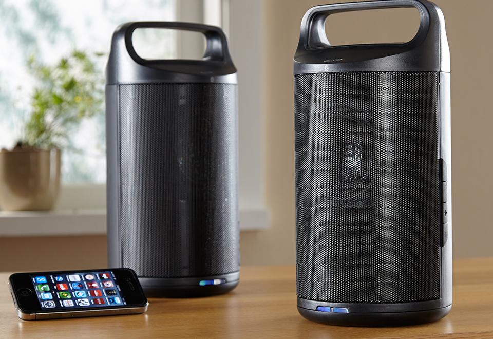 Wireless Indoor / Outdoor Bluetooth Speakers