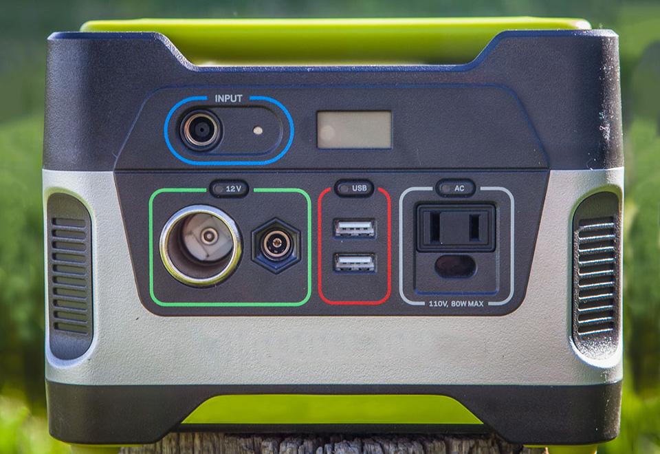 Other Accessories - GOAL ZERO Yeti 150 Solar Generator Portable Power ...