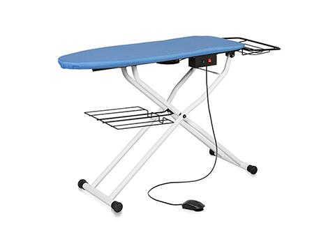 Vacuum And Up Air Ironing Board Sharper Image