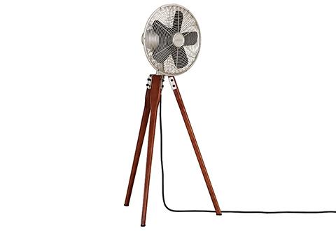 Oscillating Tripod Fan Sharper Image