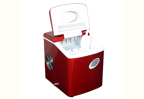 countertop ice maker item 202932 the portable countertop ice maker ...