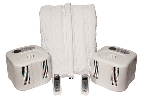 Heating And Cooling Mattress Pad Sharper Image