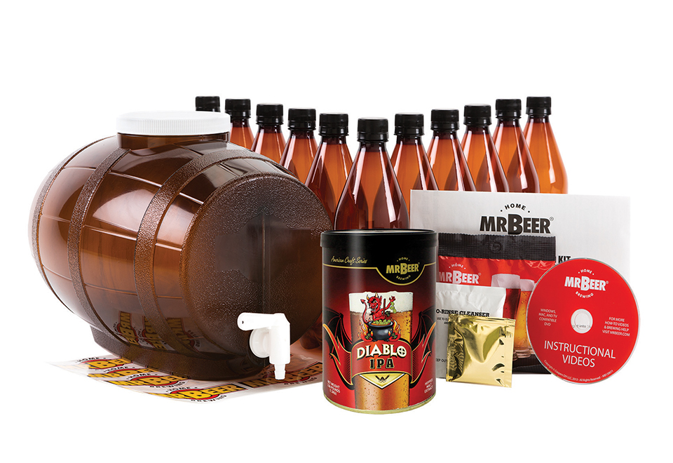 Craft beer home brewing system price tracking for Home brew craft beer