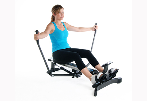 portable rower rowing machine