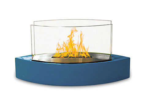 Tabletop Fireplace Sharper Image