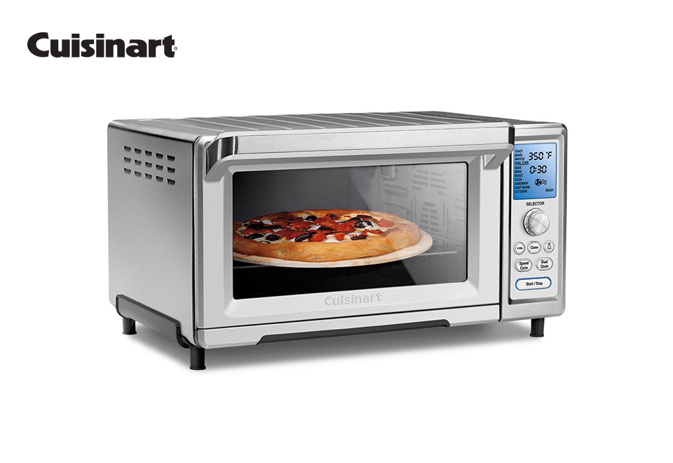 Convection toaster ovens can save you energy, money and time . (Savig ...