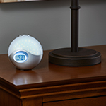 Wake Up Light Alarm Clock Radio With Soothing Sounds