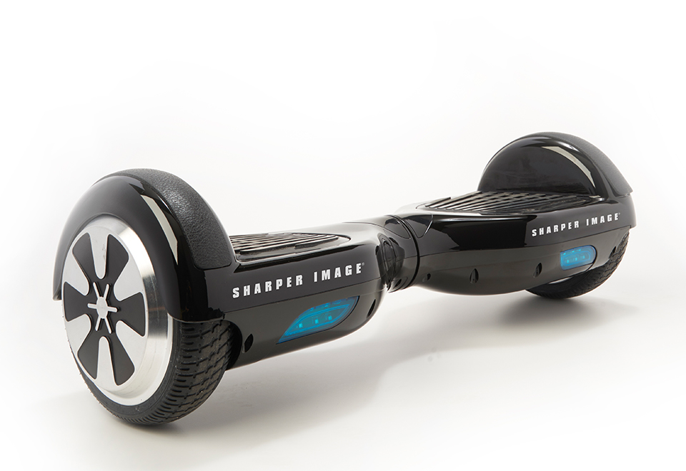 Sharper Image Black Hoverboard