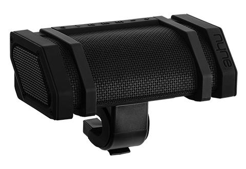 Rugged Bluetooth Mountable Speaker Sharper Image