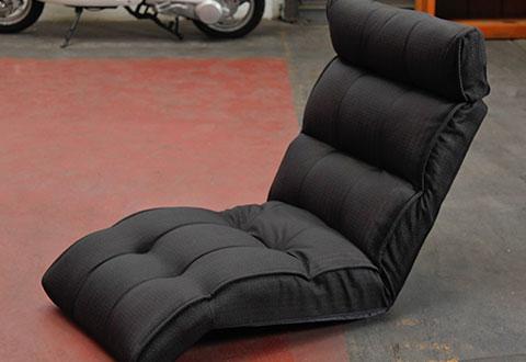 cozy kino sofa chair sharper image. Black Bedroom Furniture Sets. Home Design Ideas