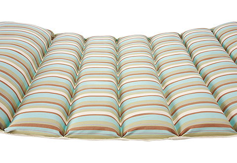 100  satisfaction guaranteed pillow top hammock   sharper image  rh   sharperimage