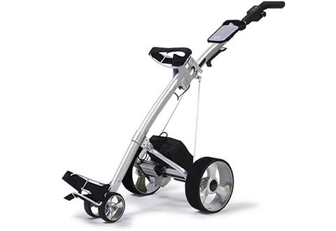 Electric Golf Caddy Sharper Image