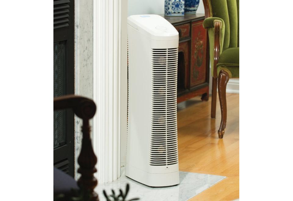 Ionic Comfort Air Purifier Sharper Image