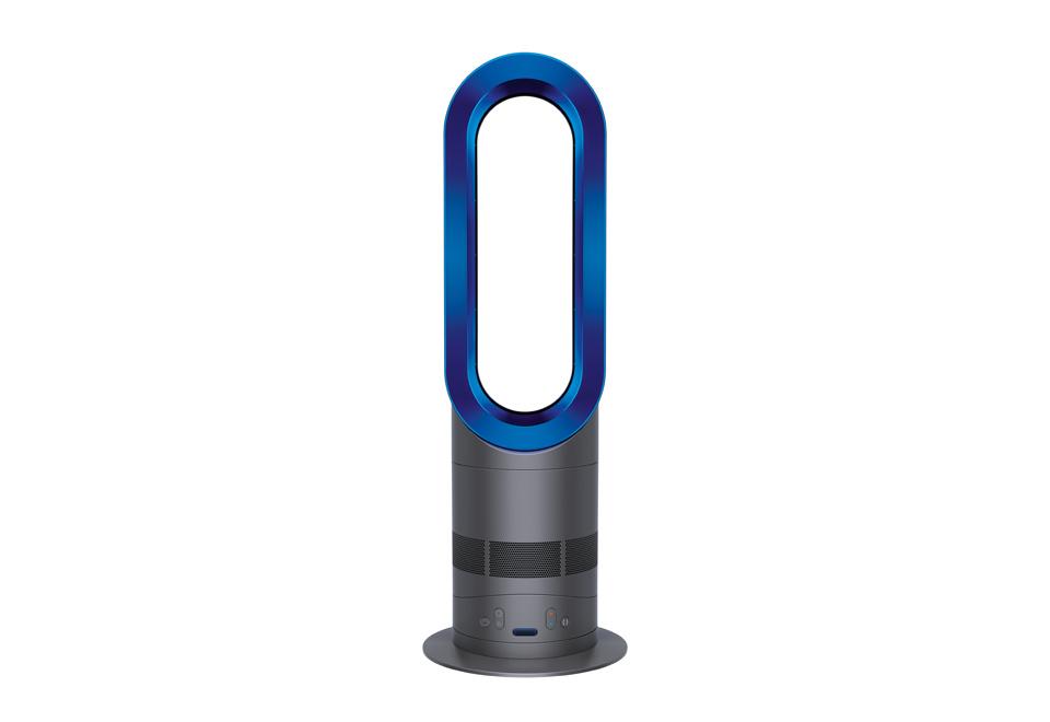 Dyson Bladeless Fan : The dyson bladeless personal heater fan sharper image