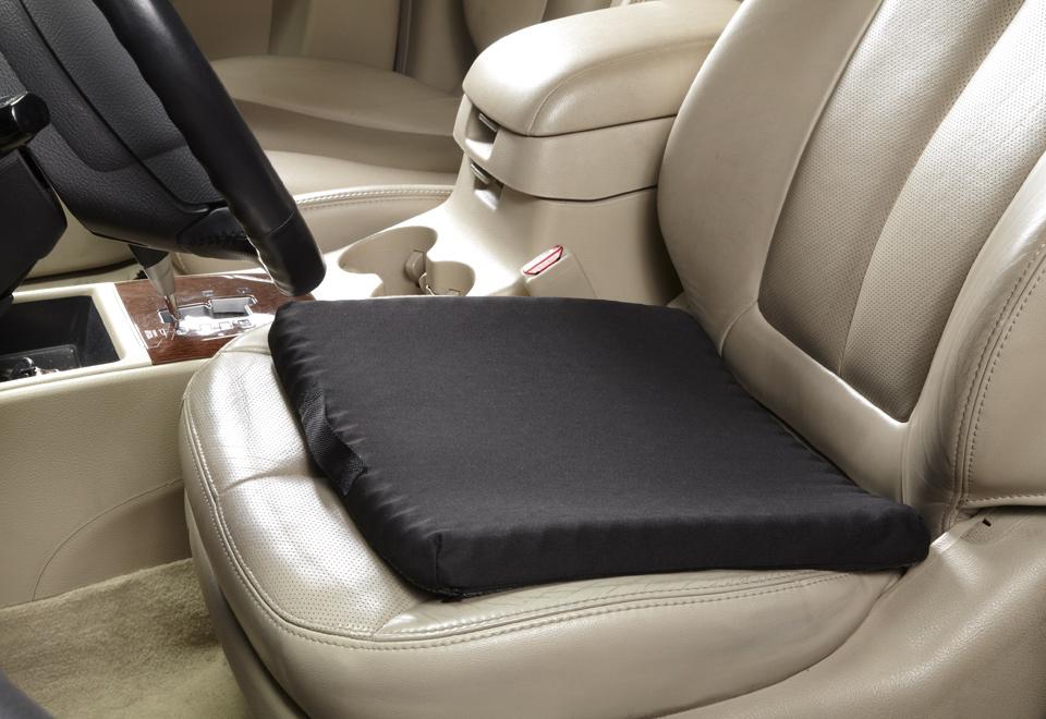 Automobile Gel Seat Cushion Sharper Image