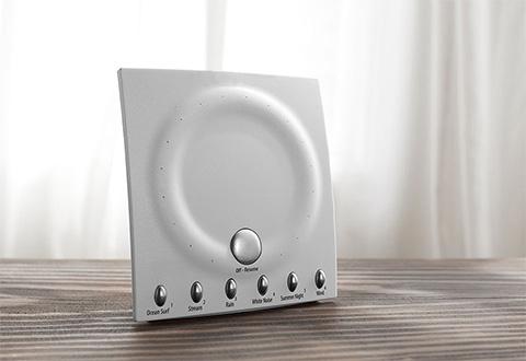 sharper image white noise machine reviews