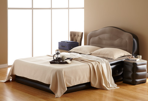 100 satisfaction guaranteed - Inflatable Bed With Frame