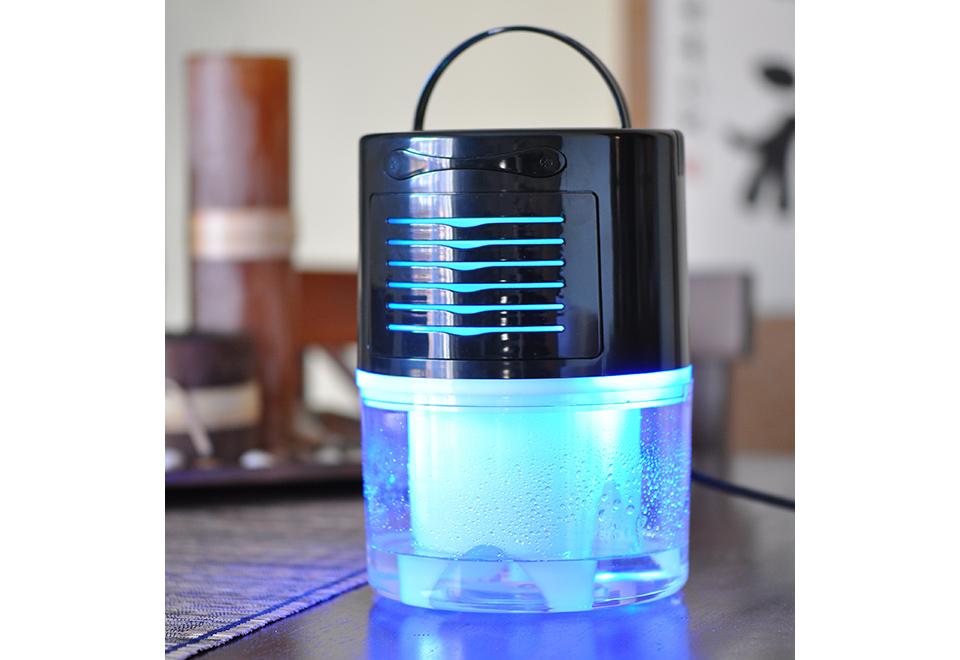uv light and water air purifier revitalizer sharper image. Black Bedroom Furniture Sets. Home Design Ideas