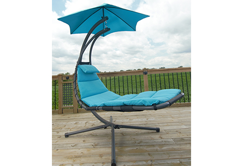 100% Satisfaction Guaranteed  sc 1 st  The Sharper Image & The Zero Gravity Hammock Chair @ Sharper Image