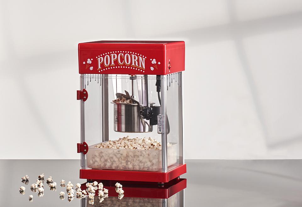 theater style popcorn machine