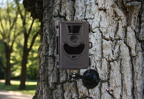 Wireless Motion Activated Surveillance Camera @ Sharper Image