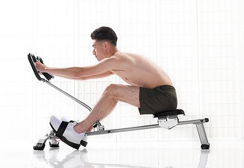 Portable Rowing Machine Sharper Image