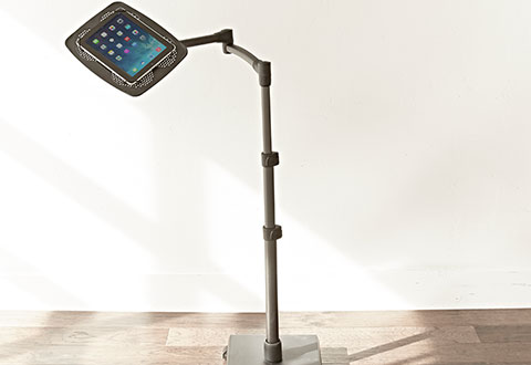 5 Axis Adjustable Tablet Stand Sharper Image