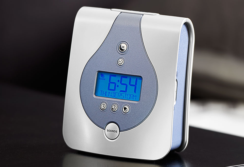 best sound therapy machine for tinnitus