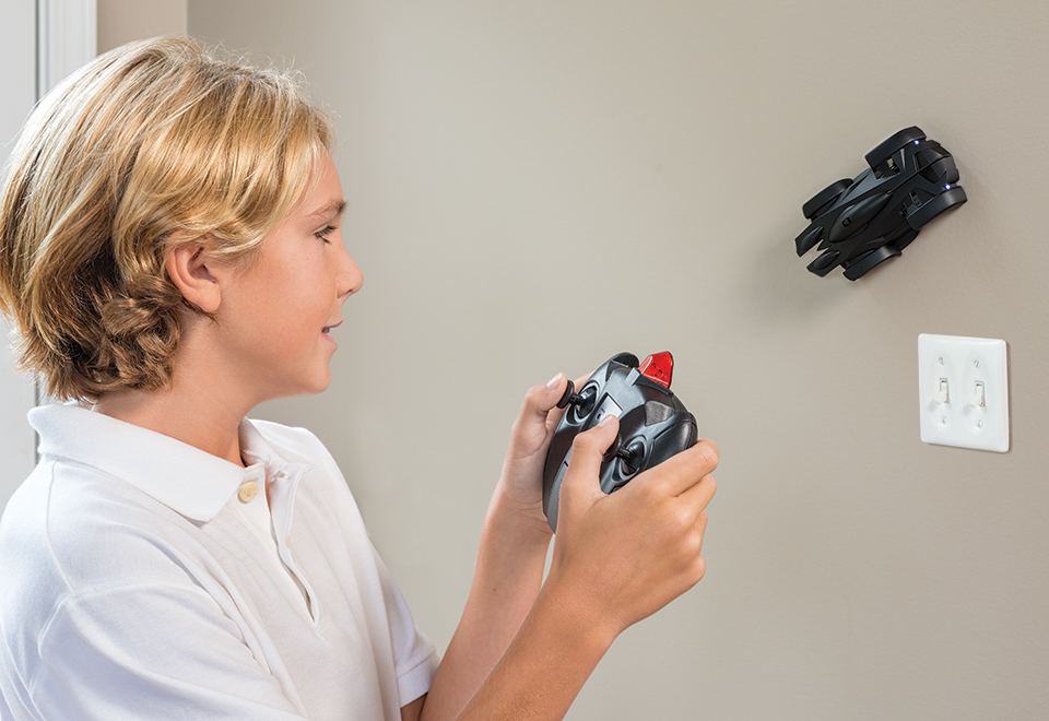 Toy Car That Drives On Walls