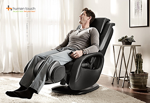 Human Touch Massage Chair R..