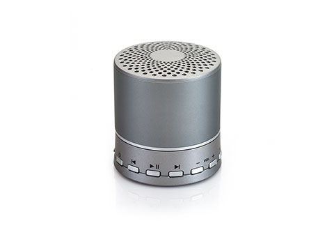 bluetooth bedroom speaker with soothing sounds sharper image