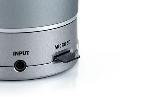 Bluetooth bedroom speaker with soothing sounds sharper image for Best bluetooth speaker for living room