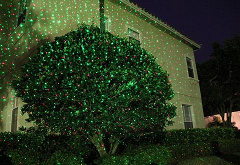 Landscape Laser Light Projector @ Sharper Image