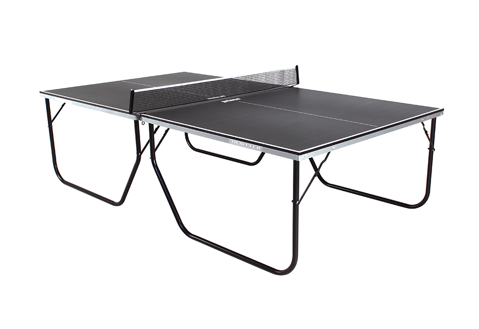 Super Thin Folding Ping Pong Table Sharper Image