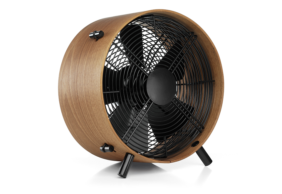 Sharper Looks Watches >> Retro Wood Fan @ Sharper Image