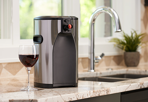 Premium Box Wine Dispenser Sharper Image