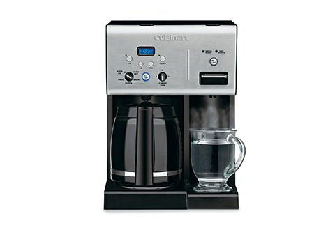 Cuisinart Coffee Maker Hot Water : Cuisinart 12-Cup Programmable Coffee Maker with Hot Water System @ Sharper Image