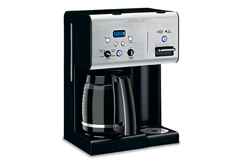 Cuisinart 12-Cup Programmable Coffee Maker with Hot Water System @ Sharper Image