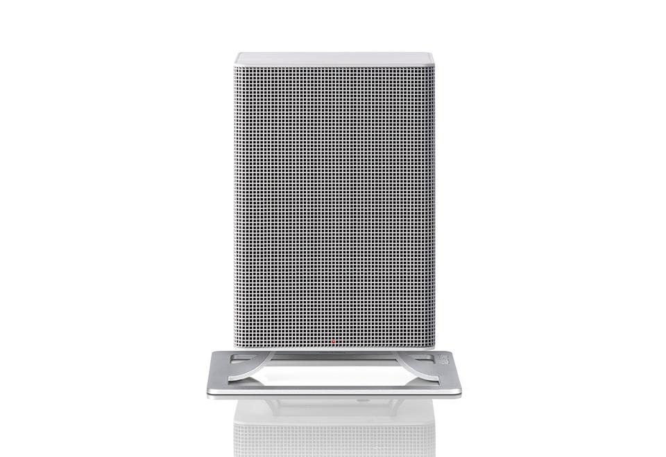 small ceramic heater 160 sq ft item 204250 the small ceramic heater is