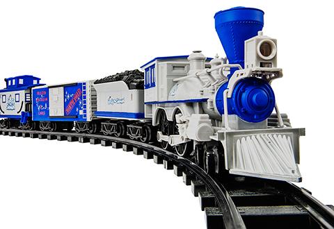 Lionel Frosty The Snowman Train Set Sharper Image
