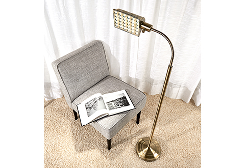 Cordless led floor lamp sharper image 100 satisfaction guaranteed mozeypictures Gallery