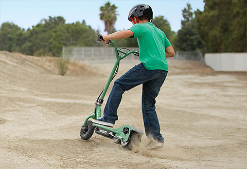 Off Road Electric Scooter Sharper Image